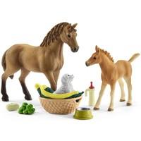 Babydieren verzorgingsset Schleich 42432