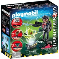 Ghostbuster Egon Spengler Playmobil