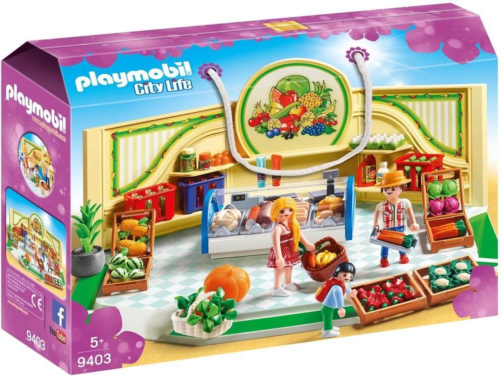Kruidenier Playmobil