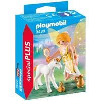 Zonnefee met eenhoornveulen Playmobil