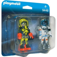 DuoPack Ruimtereizigers Playmobil