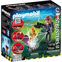 Ghostbuster Peter Venkman Playmobil