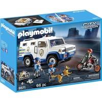 Geldtransport Playmobil