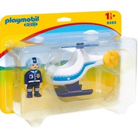 Politiehelikopter Playmobil
