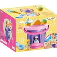 Zandemmer ijssalon Playmobil