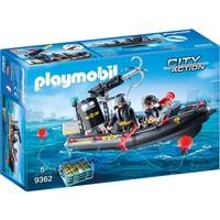 SIE-rubberboot Playmobil