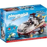 Amfibievoertuig Playmobil