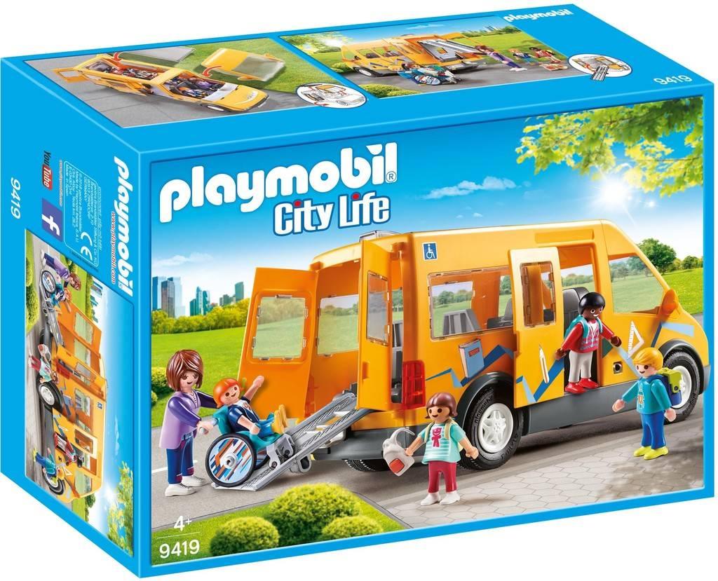 Schoolbus Playmobil