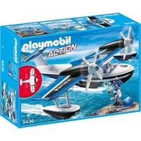 Politiewatervliegtuig Playmobil