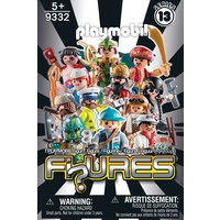 Minifigures Playmobil serie 13: boys