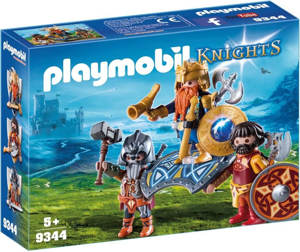 Dwergenkoning Playmobil