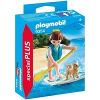 Peddelsurfer Playmobil