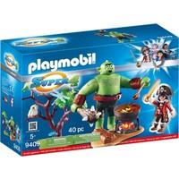 Reuzetrol met Ruby Playmobil