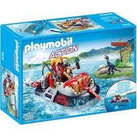 Hovercraft met onderwatermotor Playmobil