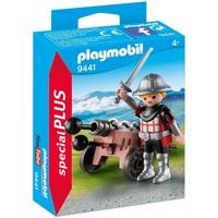 Ridder met kanon Playmobil