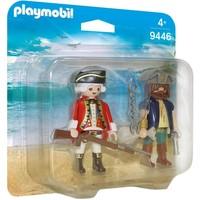 DuoPack Piraat en soldaat Playmobil