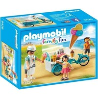 Ijsjesverkoper Playmobil
