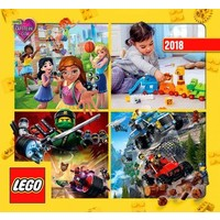 Catalogus Lego 2018: jan - juni
