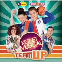 Studio 100 CD - Ketnet muscial Team UP