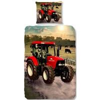 Dekbedovertrek Good Morning tractor