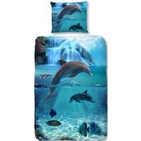 Dekbed Good Morning dolfijnen