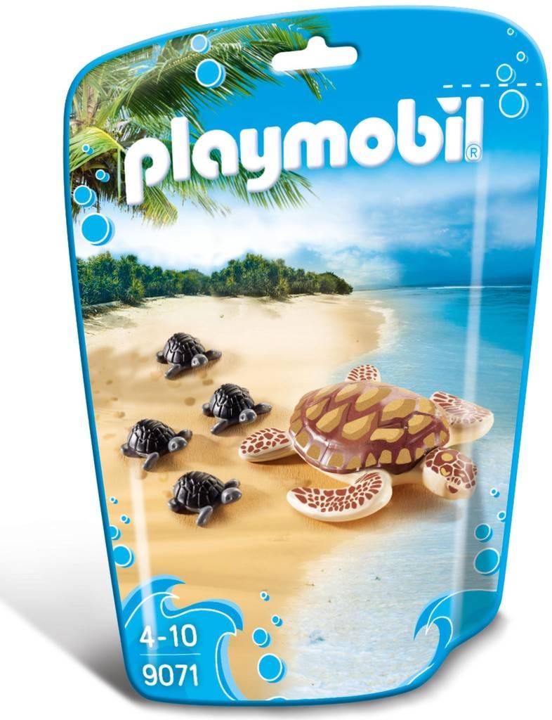 Zeeschildpadden Playmobil