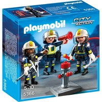 Playmobil 5366 Trio brandweermannen