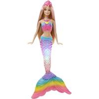 Zeemeermin Barbie: regenboog