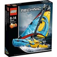 Racejacht Lego