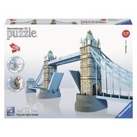 Puzzel Tower Bridge 3d: 324 stukjes