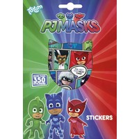 Sticker box PJ Masks ToTum: 350+ stickers