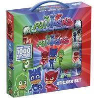 Sticker box PJ Masks ToTum: 1000+ stickers