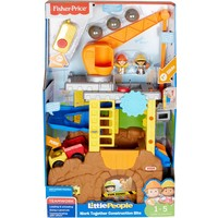 Team Building Bouwplaats Fisher-price