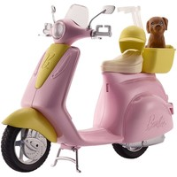 Scooter Barbie