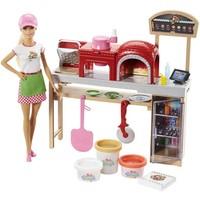 Pizzabakker speelset Barbie