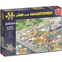 Puzzel JvH: De Sluizen 2000 stukjes