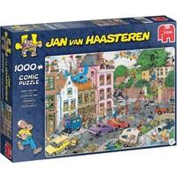 Puzzel JvH: Vrijdag de 13e 1000 stukjes