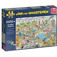 Puzzel JvH: Taarten Toernooi 1500 stukjes
