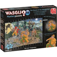 Puzzel Wasgij Mystery 14: De Jachthond 1000 stukjes