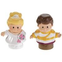 Figuren Little People 2-pack Cinderel/Prince