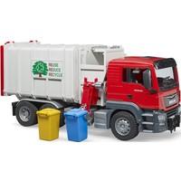 MAN TGS vuilniswagen met zijlader Bruder