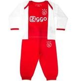 AJAX Amsterdam Baby pyjama ajax w/r/w ZIGGO maat 50/56