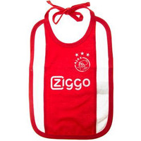 Slabbetje Ajax Amsterdam wit/rood/wit Ziggo