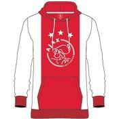 Sweater hooded ajax w/r/w logo