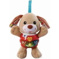 Knuffel en Speel Puppy Vtech bruin: 3+ mnd