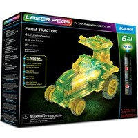 Tractor Laser Pegs: 6 in 1