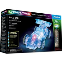 Auto Laser Pegs: 8 in 1