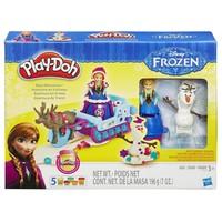 Slee Avontuur Frozen Play-Doh: 196 gram