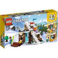 Modulaire wintervakantie Lego