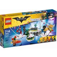 Het Justice League jubileumfeest Lego